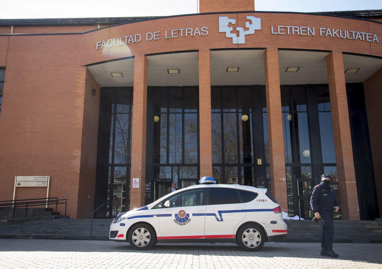 La Universidad vasca se blinda ante el riesgo a nuevos ataques de 'kale borroka'