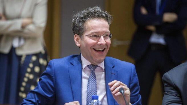 El ex presidente del Eurogrupo, Jeroen Dijsselbloem, uno de los favoritos para encabezar el FMI.