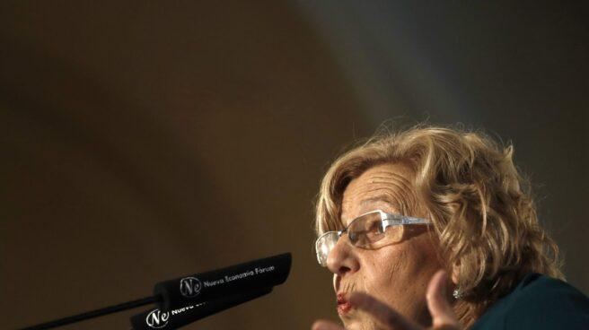 Manuela Carmena, la alcaldesa de Madrid.