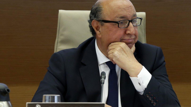 El director de la Policía Nacional, Germán López Iglesias.