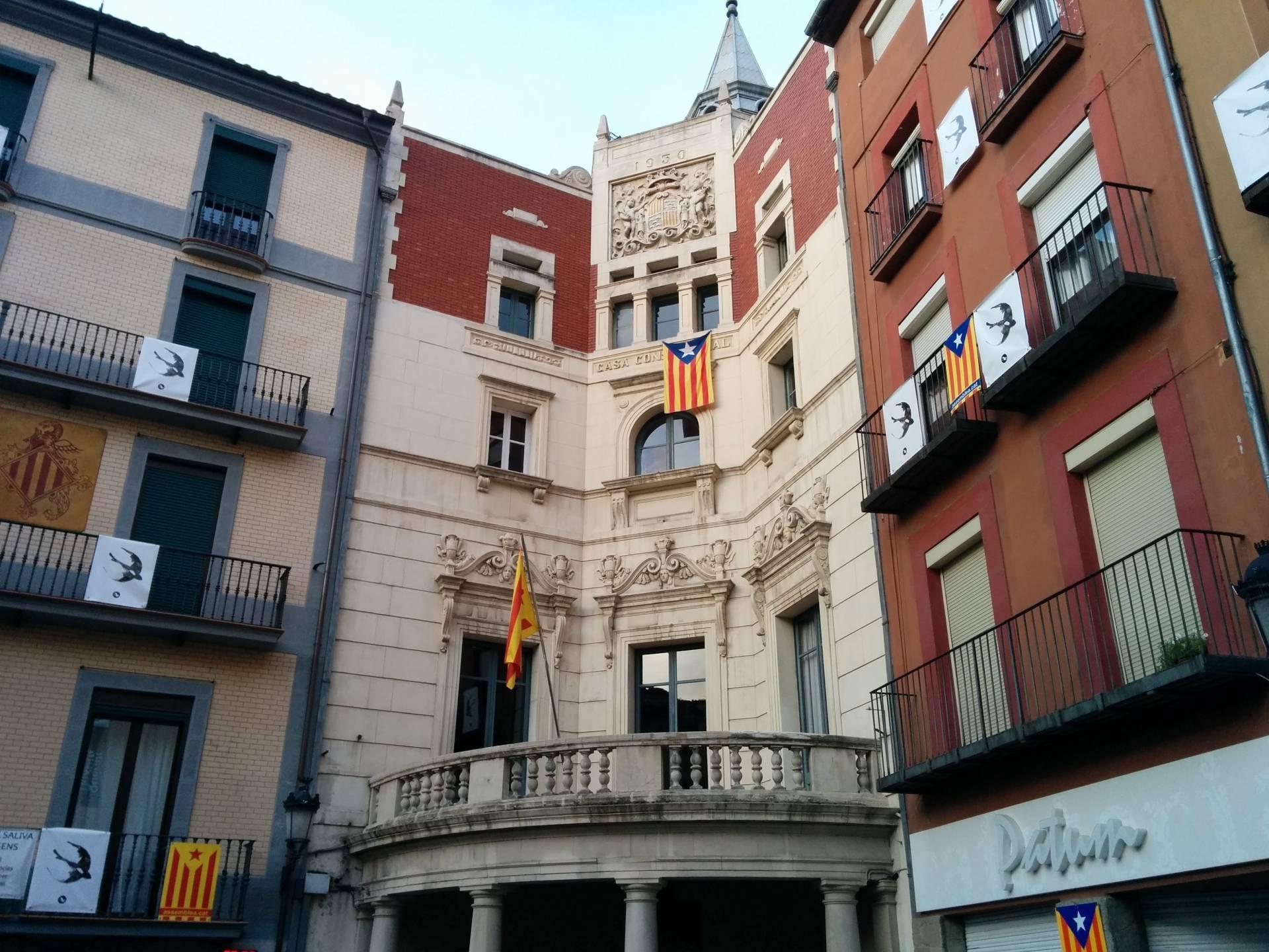 Ayuntamiento de Berga.