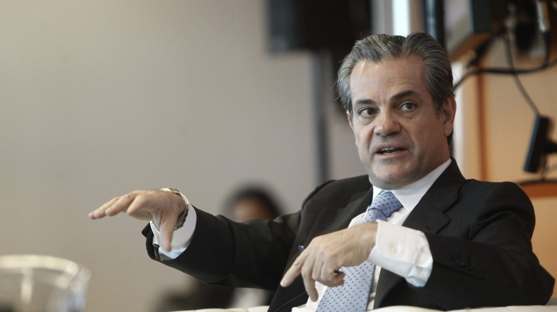 Marcos de Quinto, vicepresidente mundial de Coca-Cola.
