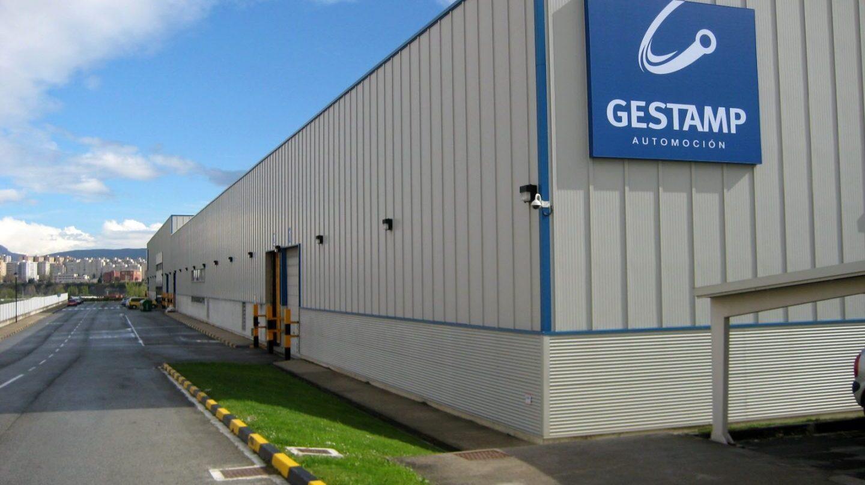 Instalaciones de Gestamp en Navarra.
