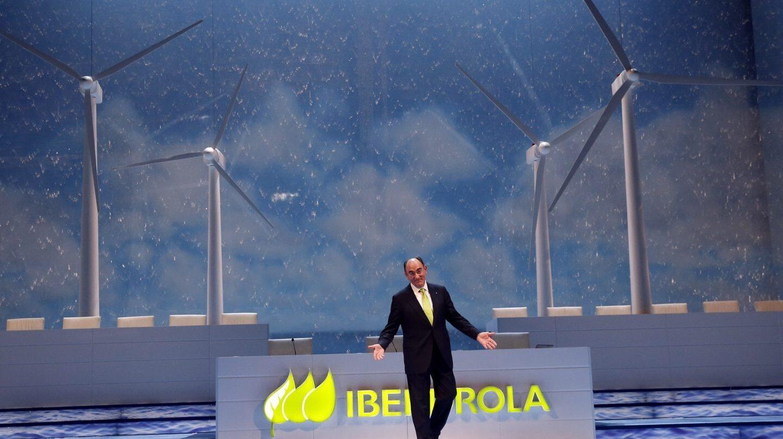 El presidente de Iberdrola, Ignacio Sanchéz Galán.