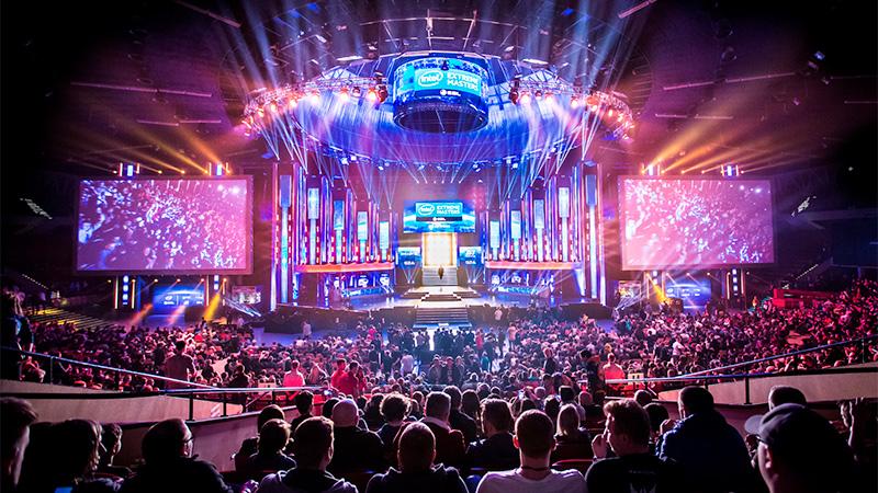 El Intel Extreme Masters de Katowice, celebrado en la ciudad polaca el pasado fin de semana.