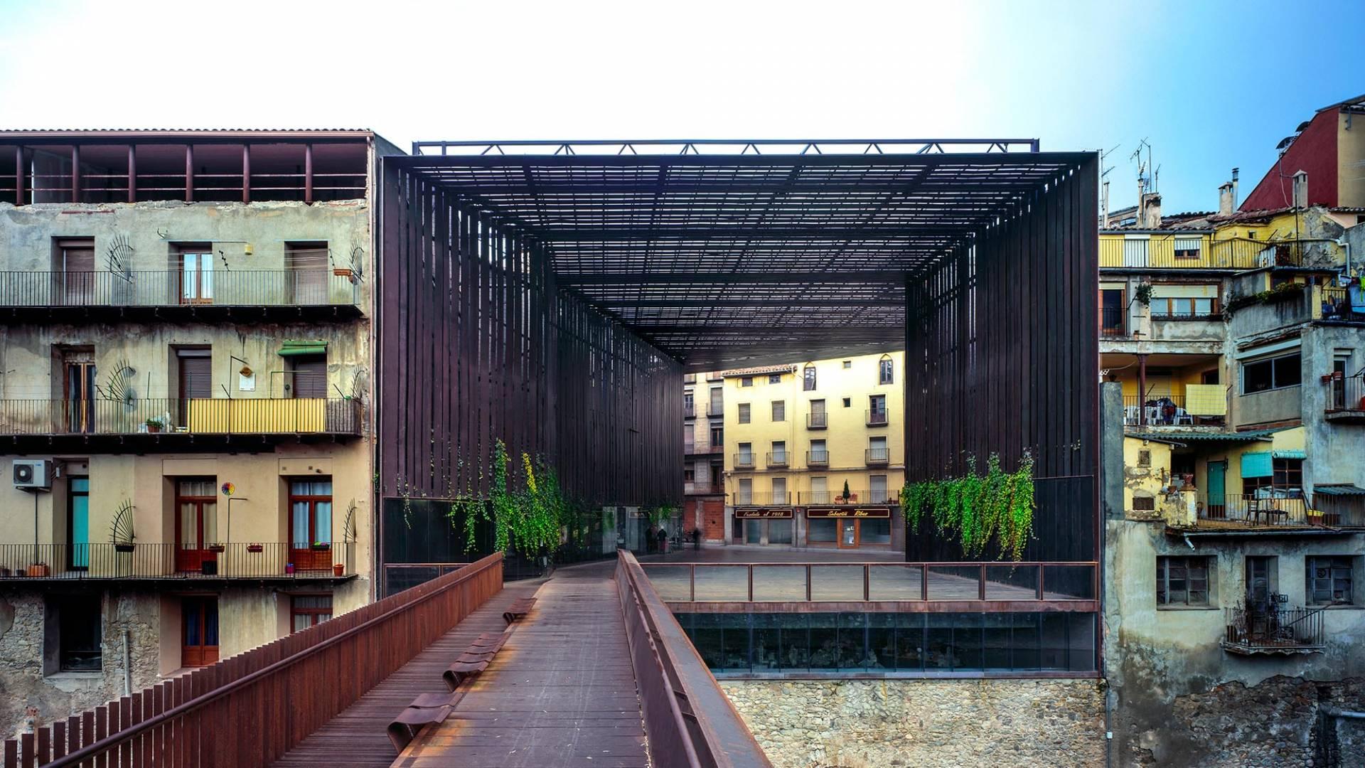 Teatro La Lira en Girona 2011.