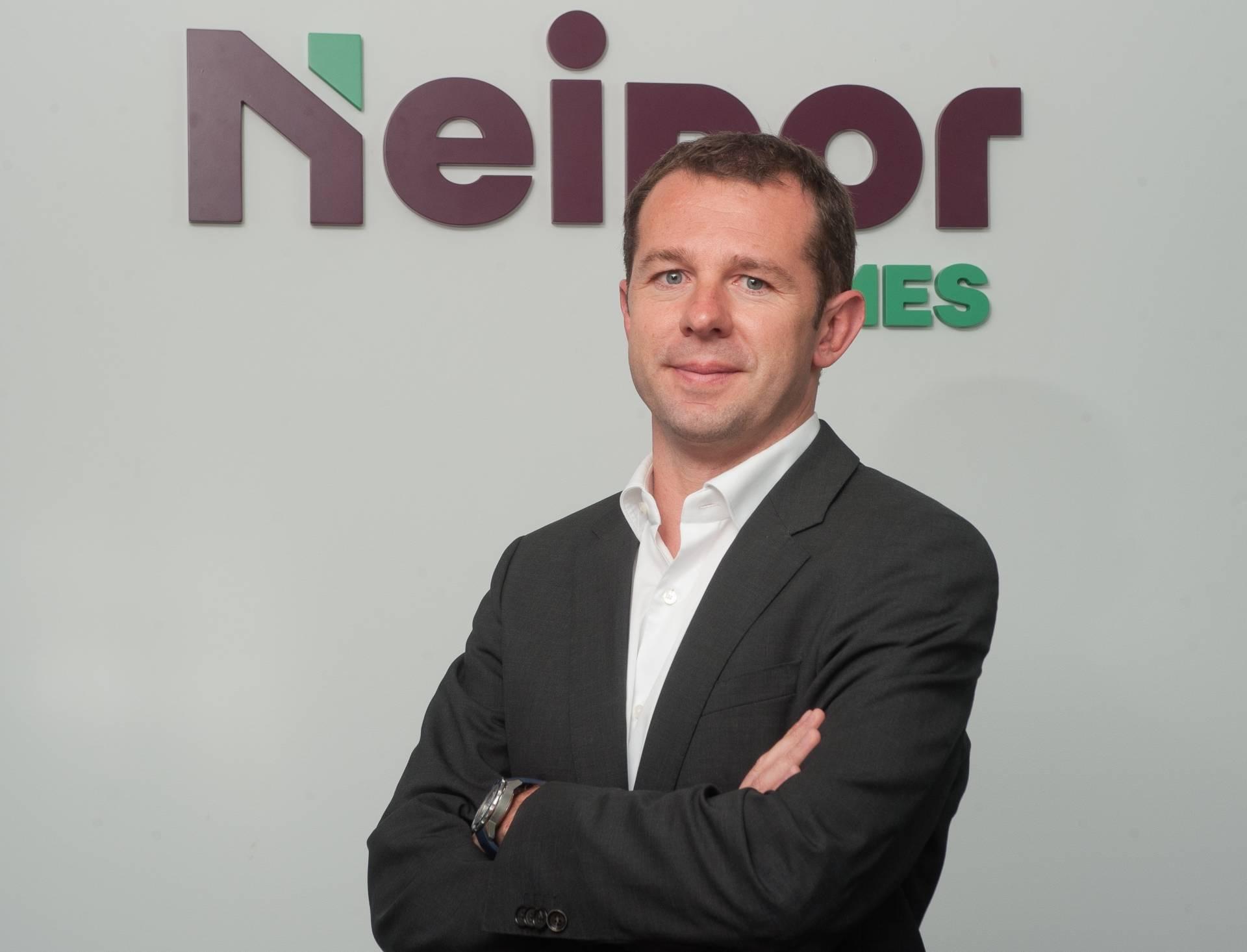 Juan Velayos, consejero delegado de Neinor.