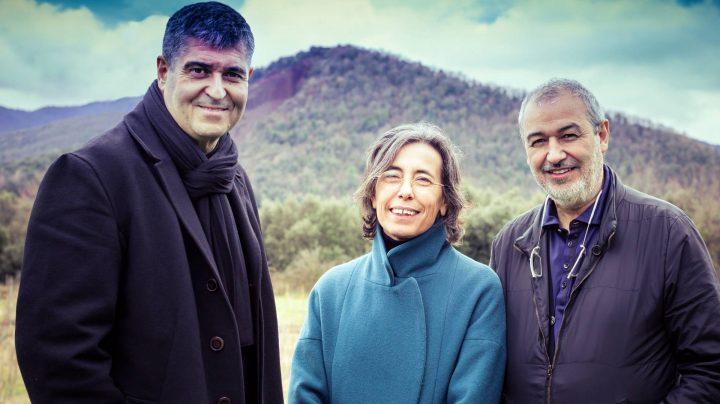 Rafael Aranda, Carme Pigem and Ramon Vilalta ganadores del Pritzker 2017.