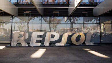Repsol sufre unas pérdidas históricas de 3.800 millones por el ajuste contable de su plan verde