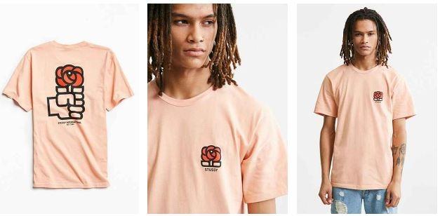 Captura de pantalla de la prenda, anunciada en la web de Urban Outfitters.