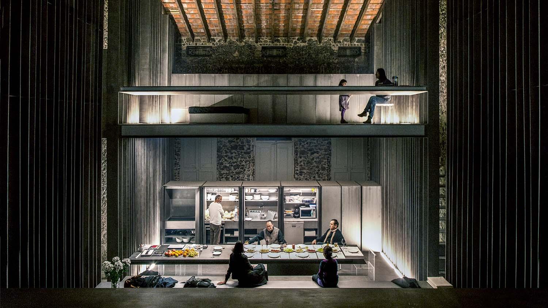 'Row House' en Olot, Girona, 2012