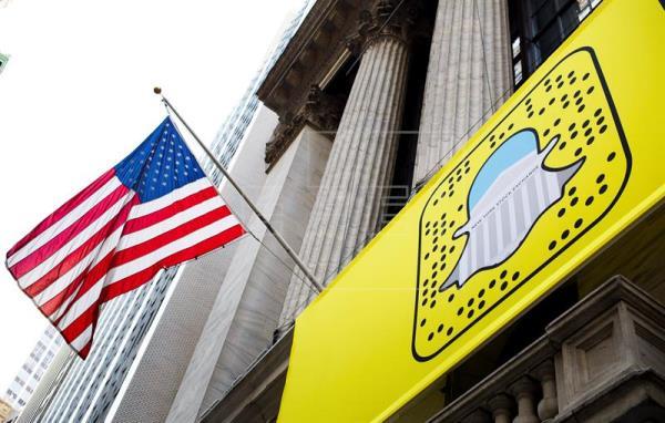 Snapchat se sobrepone a los recelos del mercado y sube cerca de un 60% en dos días