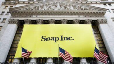 Snapchat resucita gracias a los cambios en la aplicación y sube más de un 20% en bolsa