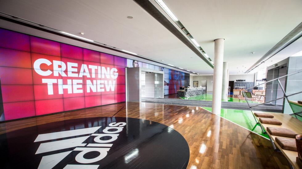 Oficinas centrales de Adidas, en Herzogenaurach (Alemania).