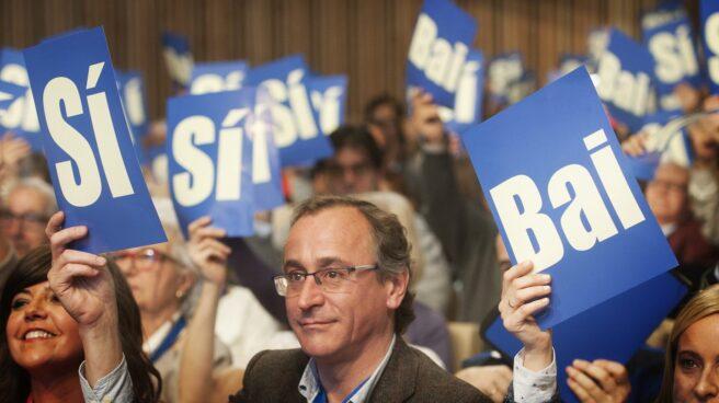 El líder del partido popular vasco, Alfonso Alonso.