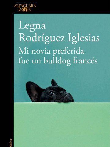 'Mi novia preferida es un bulldog francés'