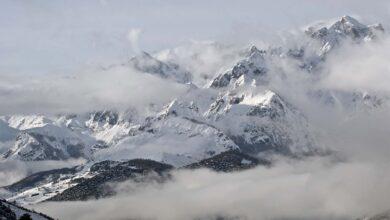 La Aemet alerta de aludes capaces sepultar a una persona en los Picos de Europa