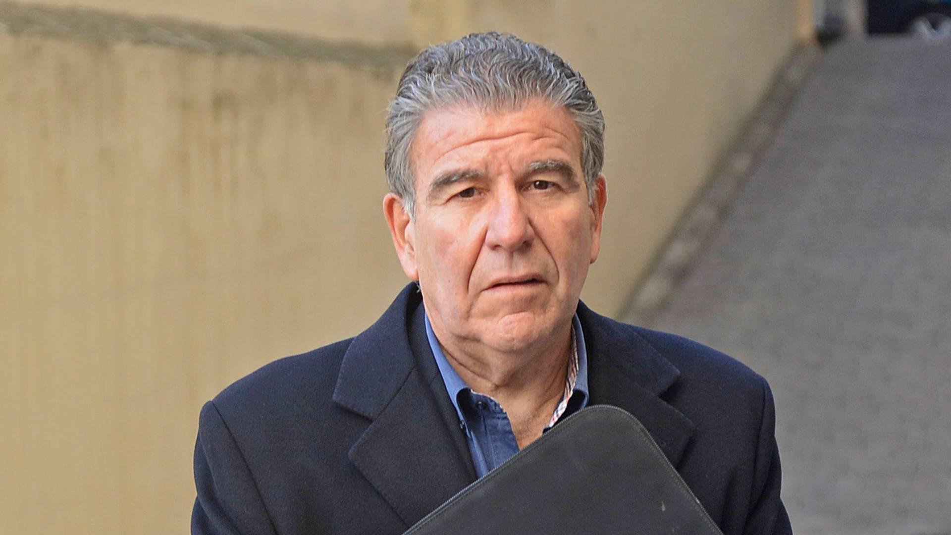El publicista Daniel Horacio Mercado Lozano.