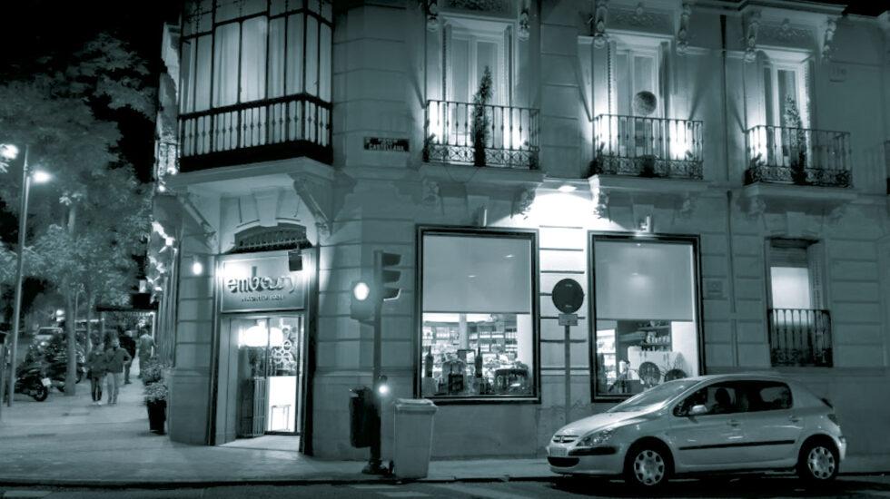 Embassy, el café de los famosos