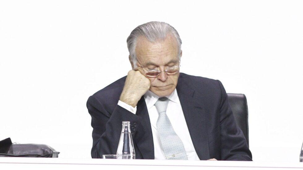 El presidente de Honor de Gas Natural Fenosa, Isidro Fainé.