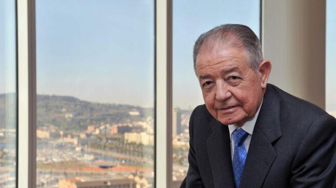 El presidente de Honor de Gas Natural Fenosa, Salvador Gabarró.