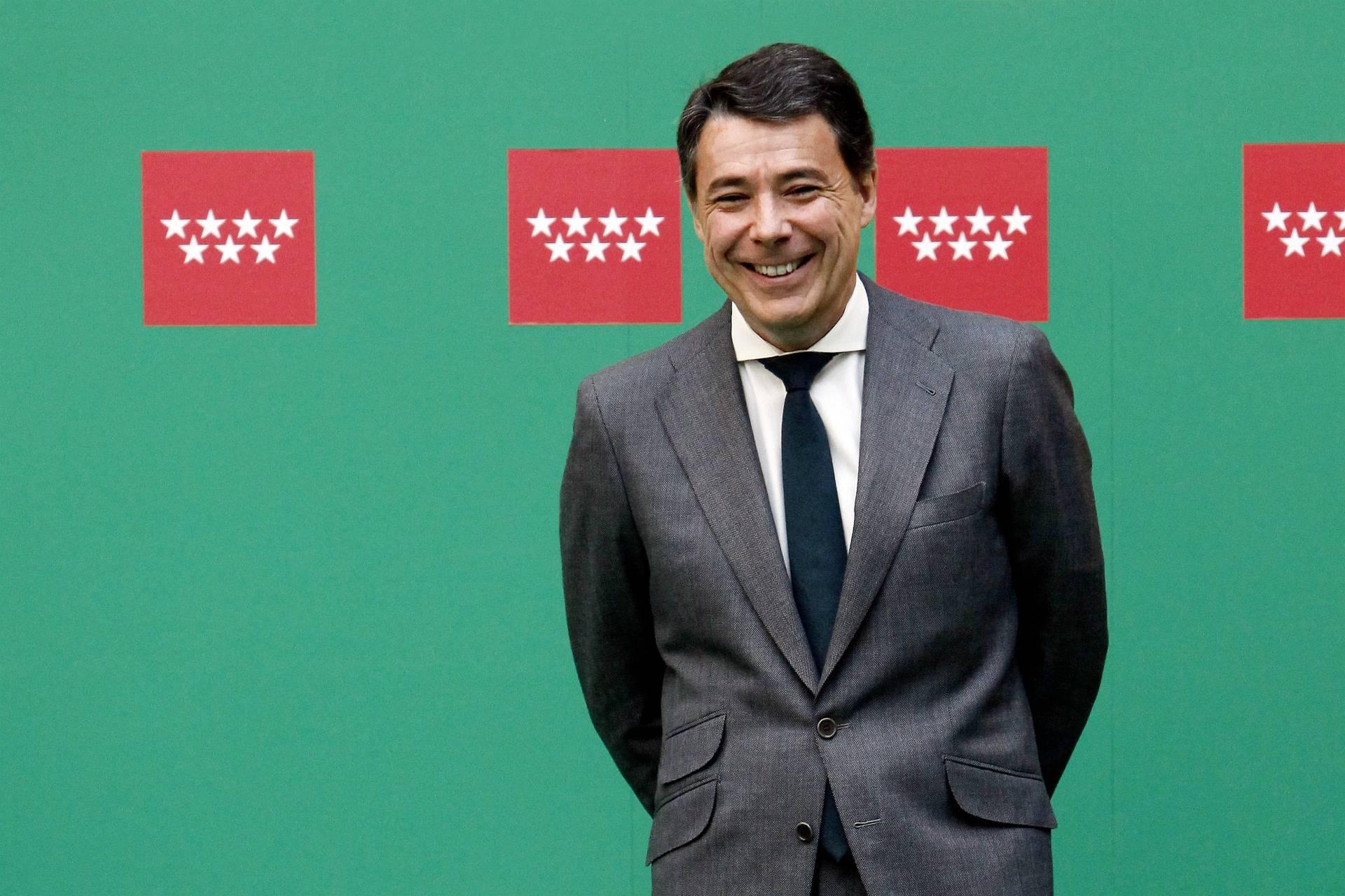 Ignacio González, ex presidente de la Comunidad de Madrid.