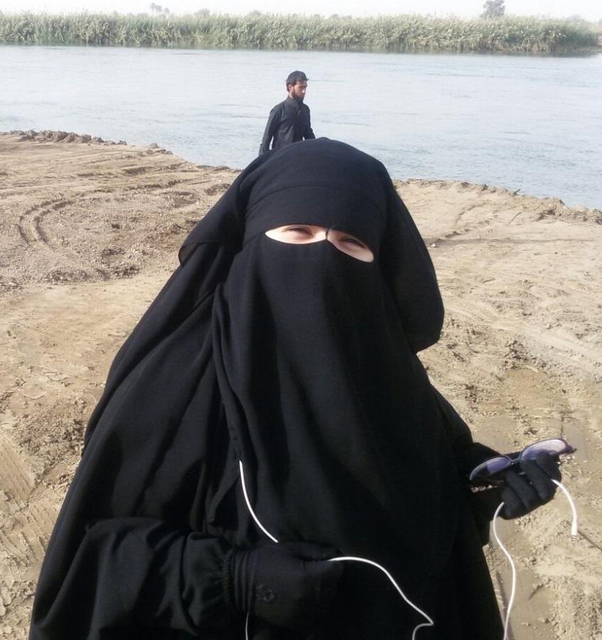 Fatima Akil Laghmich, yihadista española detenida en Turquía