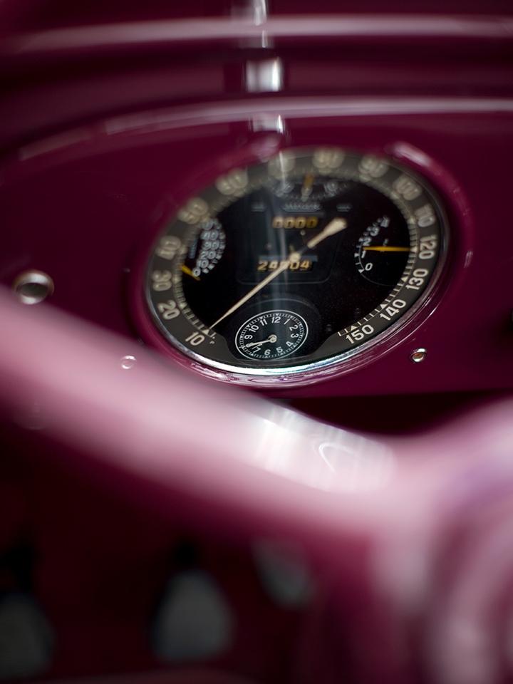 Relojes del Peugeot 402 Eclipse