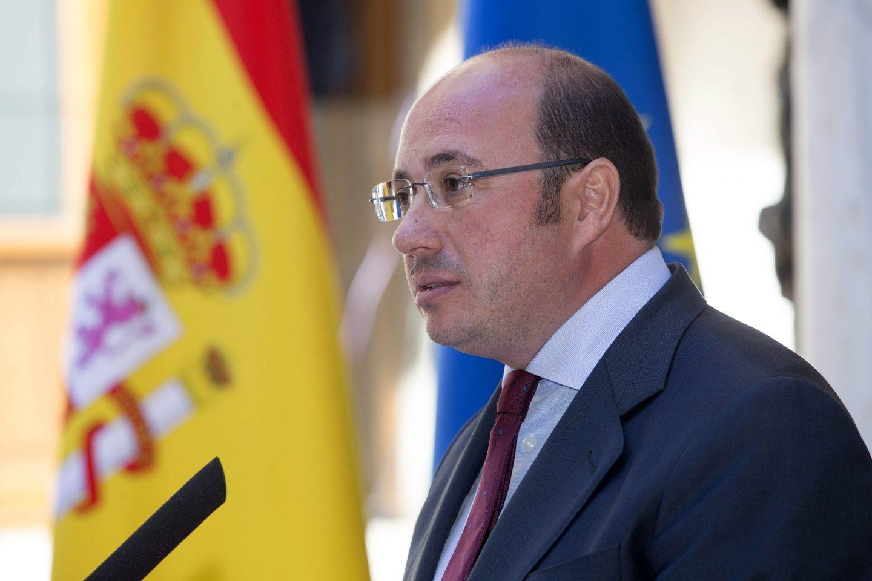 Pedro Antonio Sánchez.