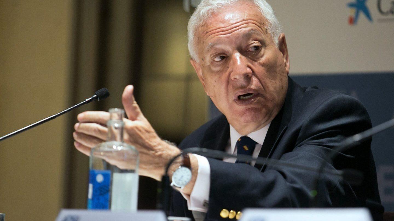 Ex el ministro de Asuntos Exteriores Manuel García-Margallo.