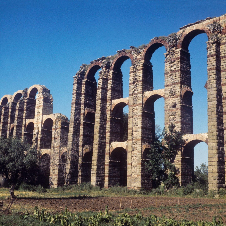 Acueducto romano de Los Milagros, Mérida