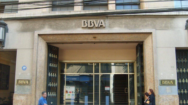 La red comercial de bbva la m s expuesta ante el riesgo for Oficinas bbva mallorca