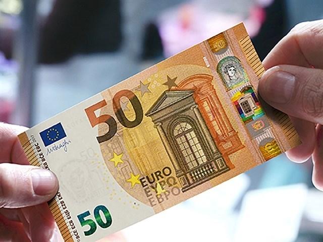 Nuevo billete de 50 euros.