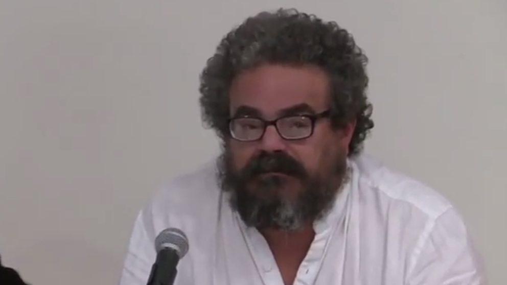 Carles Feiner, en una captura de vídeo.