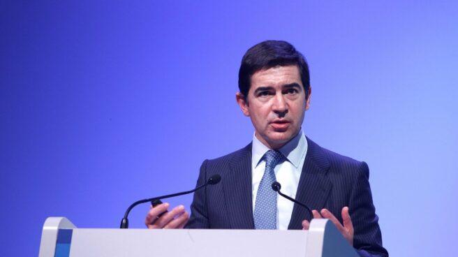 El consejero delegado de BBVA, Carlos Torres.