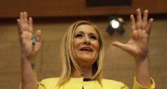 Cristina Cifuentes, presidenta de la Comunidad de Madrid.
