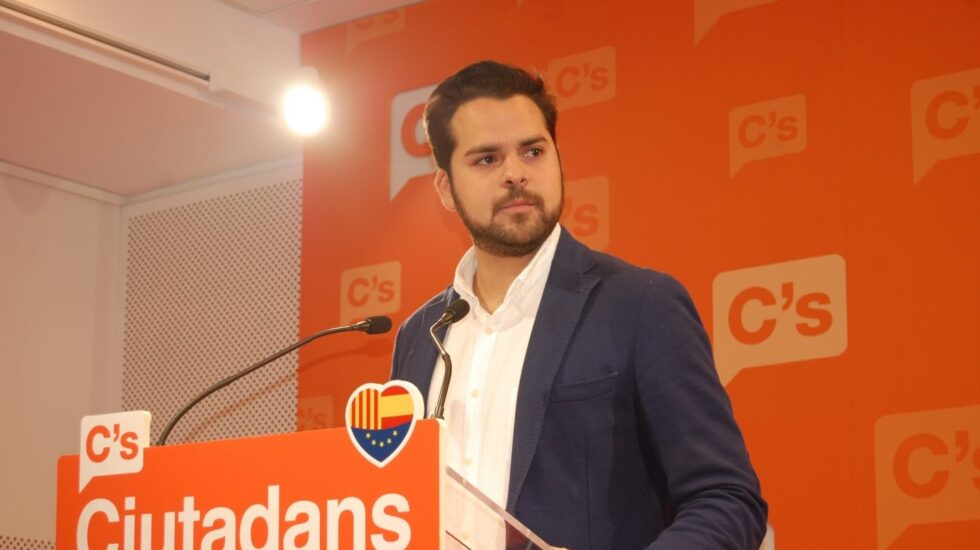 Fernando de Páramo, secretario de Comunicación de Ciudadanos.