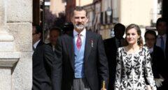 Los reyes visitarán a Isabel II del 12 al 14 de julio