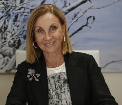 Helena Revoredo, presidenta de Prosegur.