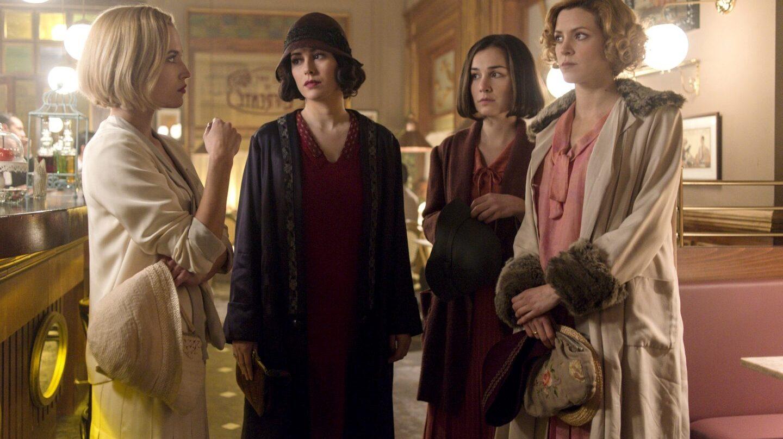 Las Chicas del Cable, la nueva serie de Netflix.