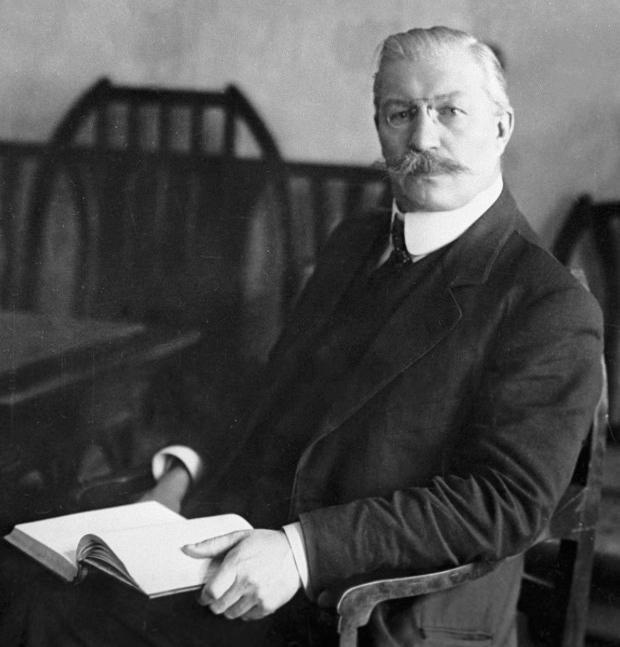 Pavel Miliukov.