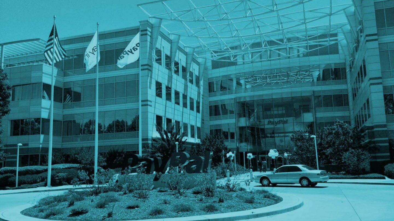 Sede central de Paypal en San José, California.