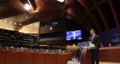 Felipe VI replica al Parlament ante el Consejo de Europa