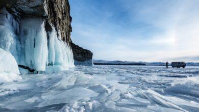 El ataque de las bacterias escondidas bajo el hielo