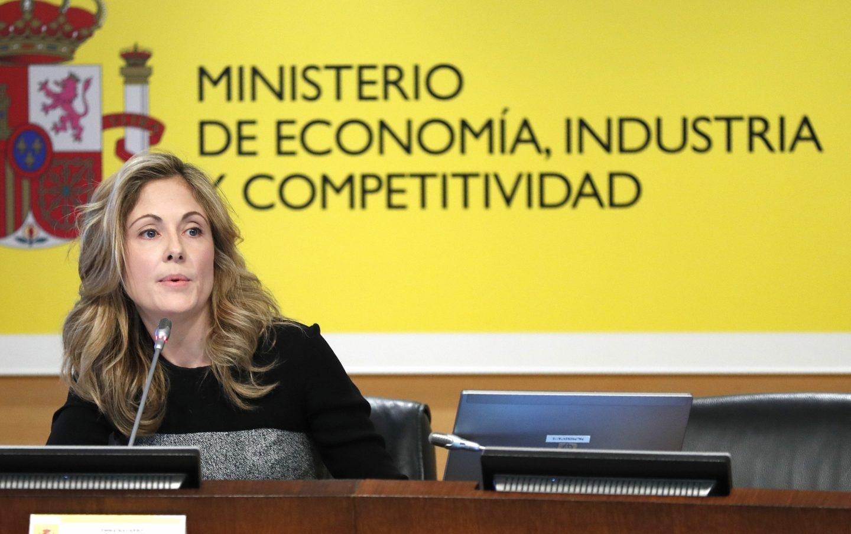Enma Navarro, secretaria general del Tesoro.
