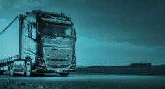 Camión del grupo sueco Volvo.