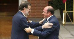Mariano Rajoy y Pedro Antonio Sánchez