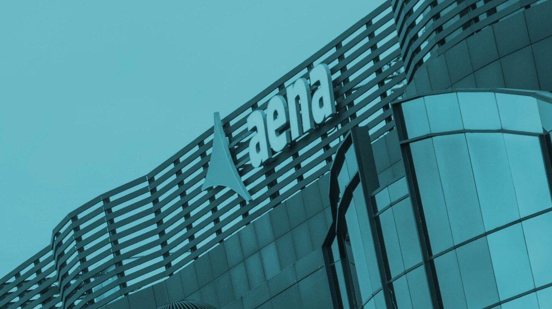 Sede de los Servicios Centrales de Aena, en Madrid.