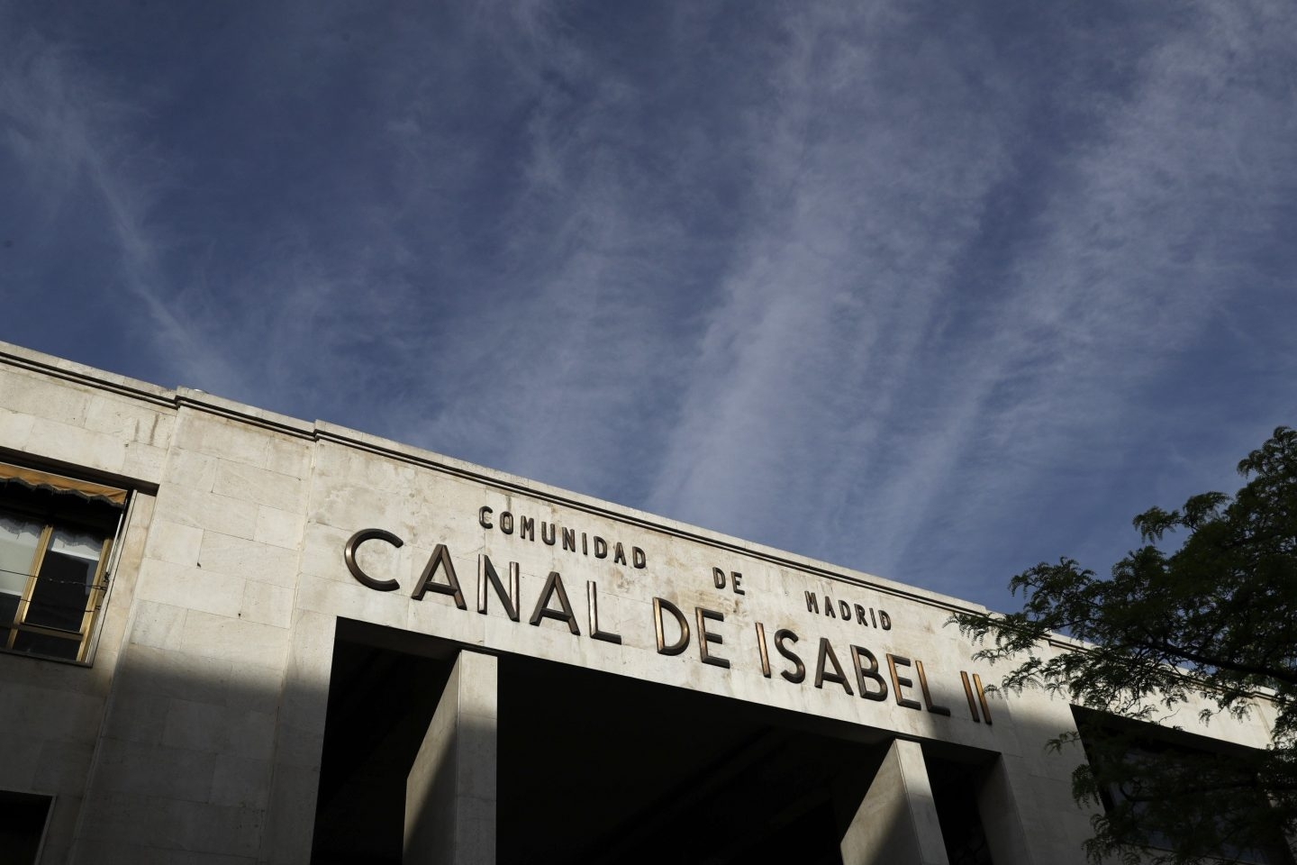 Canal Isabel II.