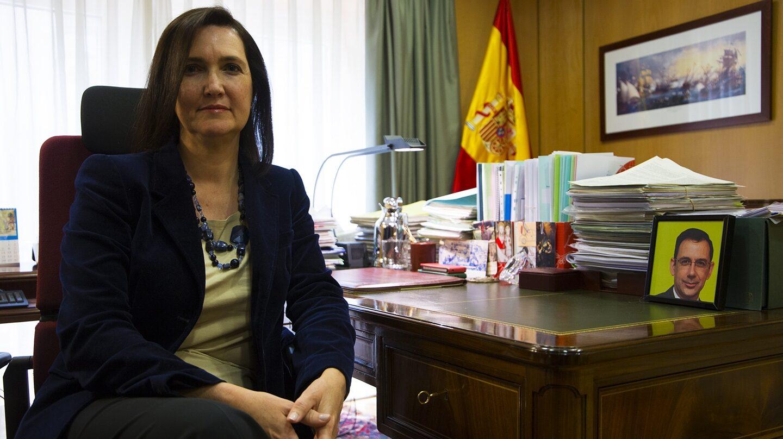 Nuria Díaz Abad, presidenta de la Red Europea del Consejos de Justicia y vocal del CGPJ.